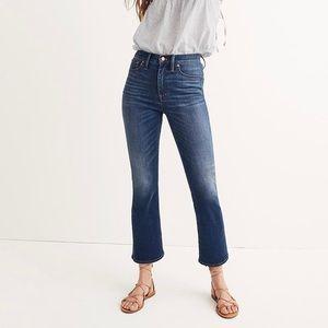 Madewell Cali Demi-Bootcut Jeans *Danny Wash*